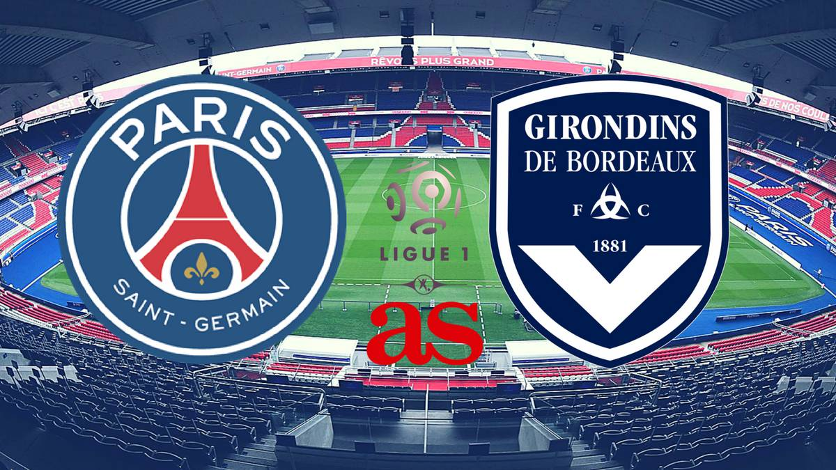 PSG - Girondins de Bordeaux: how and where to watch: times, TV, online
