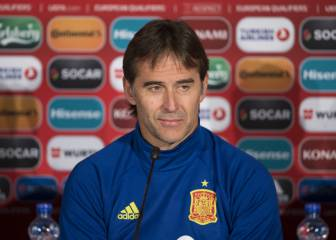 Lopetegui announces his Spain squad for Albania and Israel qualifiers