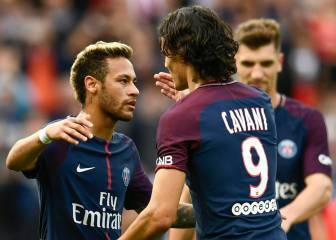 PSG put six past Bordeaux as they return to winning ways