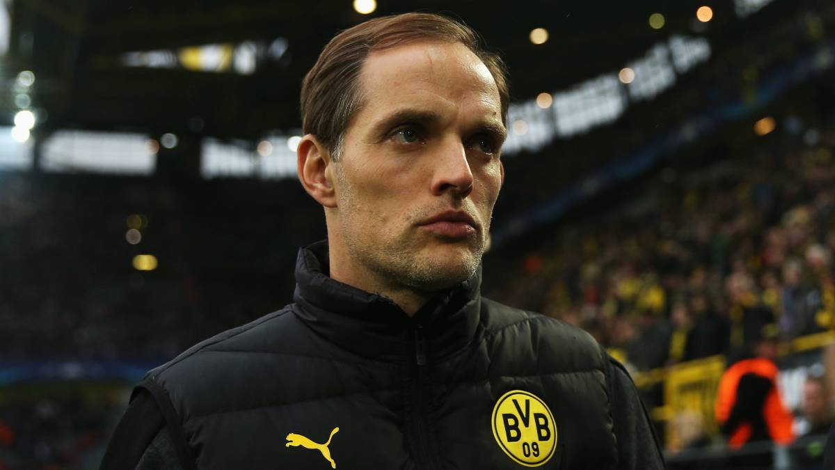 Thomas Tuchel, favourite to take Bayern Munich job