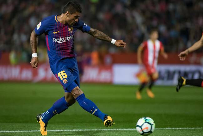 Paulinho | The Barcelona midfielder spoke candidly about his early career in an interview with El Periódico, and the journey that has led him to Camp Nou.
