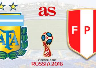 Argentina vs Peru: how and where to watch