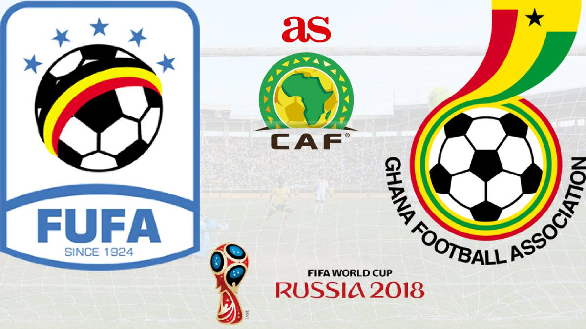 All the information you need on where and when to watch the African Confederation World Cup qualifier as Uganda welcome Ghana to Kampala. Kick-off Saturday October 7 at 1500 CEST.