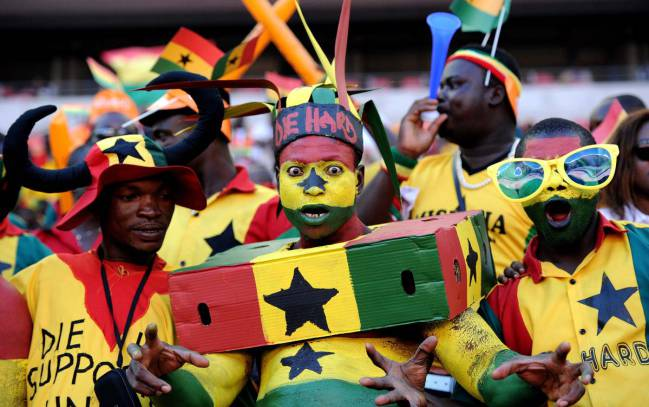 Uganda vs Ghana: how and where to watch: times, TV, online