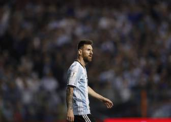 Argentina draw blank against Peru in tense affair