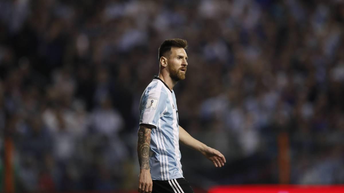 263a43f66 Argentina 0-0 Peru 2018 World Cup qualifier  match report