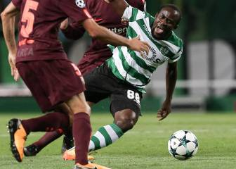 Seydou Doumbia out for two months after injuring himself