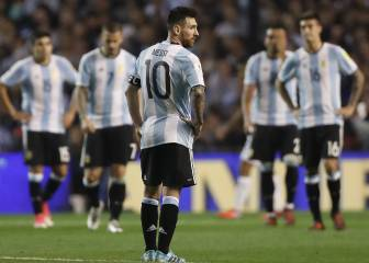 High drama at La Bombonera as Argentina stutter against Peru