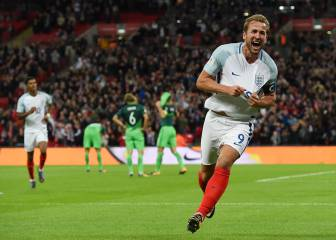 Kane's stoppage-time toe poke fires England to 2018 Russia