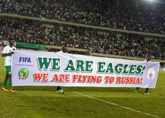 Super Eagles soar into World Cup with win over Zambia