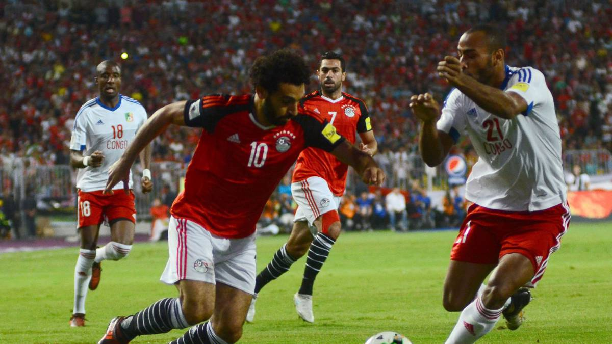 Liverpool's Mo Salah secures Russia 2018 place for Egypt