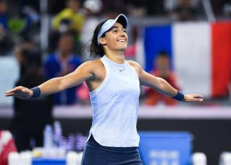 Garcia completes historic Wuhan and Beijing double