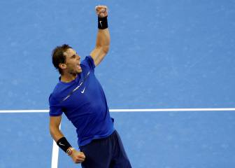 Nadal punishes penalised Kyrgios to win China Open