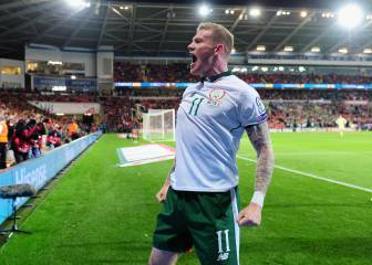 McClean strike enough to see Ireland through to World Cup playoff