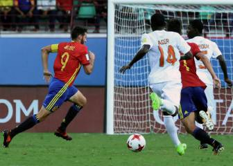 Spain hammer Niger for first win in U-17 World Cup