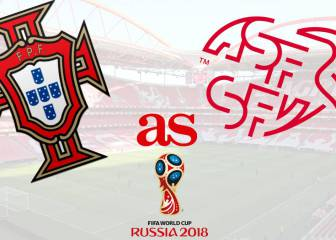 Portugal vs Switzerland: live