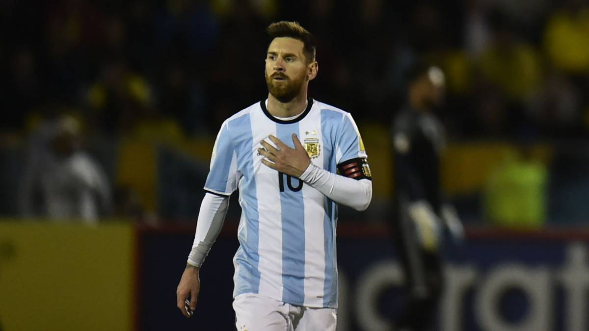 Ecuador 1-3 Argentina World Cup 2018 qualifiers: match report, goals, action