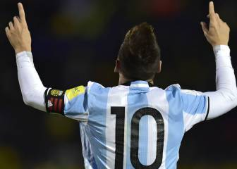 Ecuador 1-3 Lionel Messi: The best pix as Argentina secure World Cup place