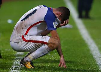 Shocks in CONCACAF: Panama qualify as U.S. eliminated