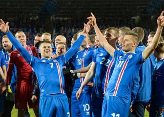 Iceland placed in top UEFA Nations League group