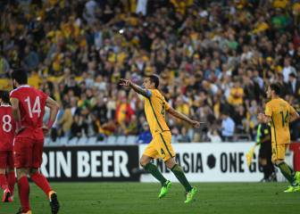 Tim Cahill under fire for sponsored goal celebration
