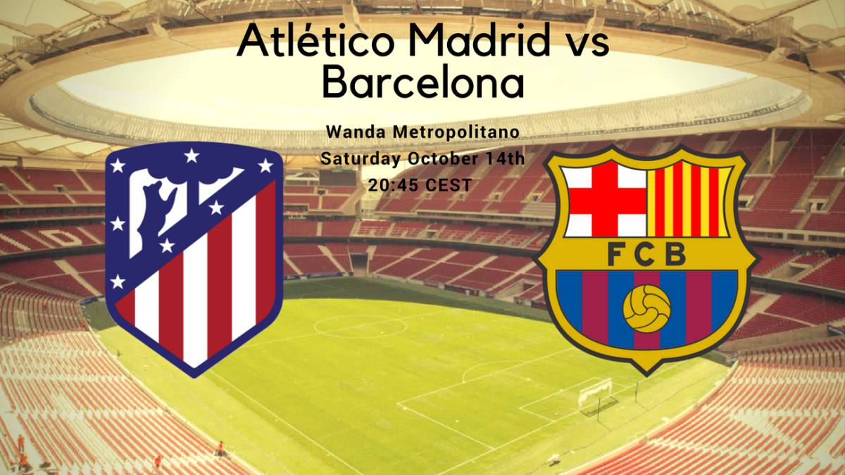 Atlético Madrid vs Barcelona, how and where to watch: times, TV, online