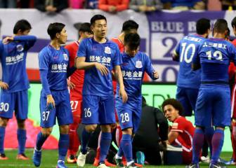 Chinese Super League to use foreign refs for key games