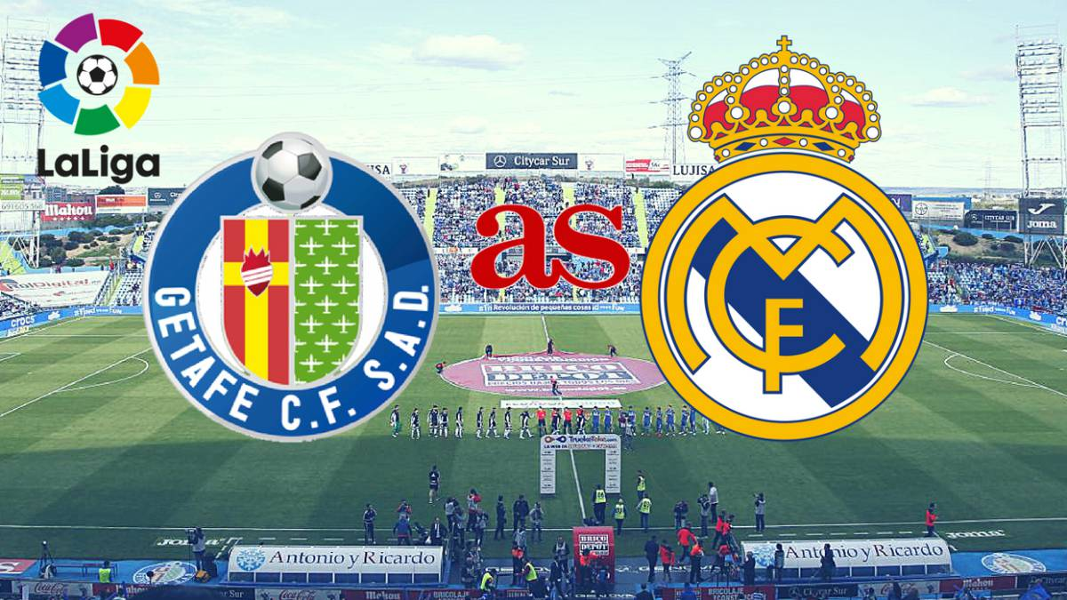 Live Stream Real Madrid Vs Getafe: Real Madrid Live Stream Online: LaLiga Santander