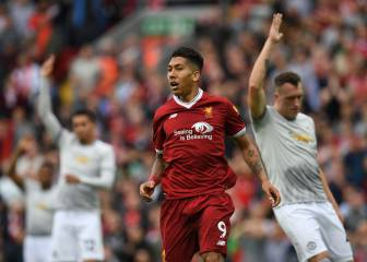 Liverpool and United play out stalemate at Anfield