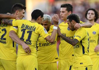 Meunier saves PSG as Dijon push leaders to the wire
