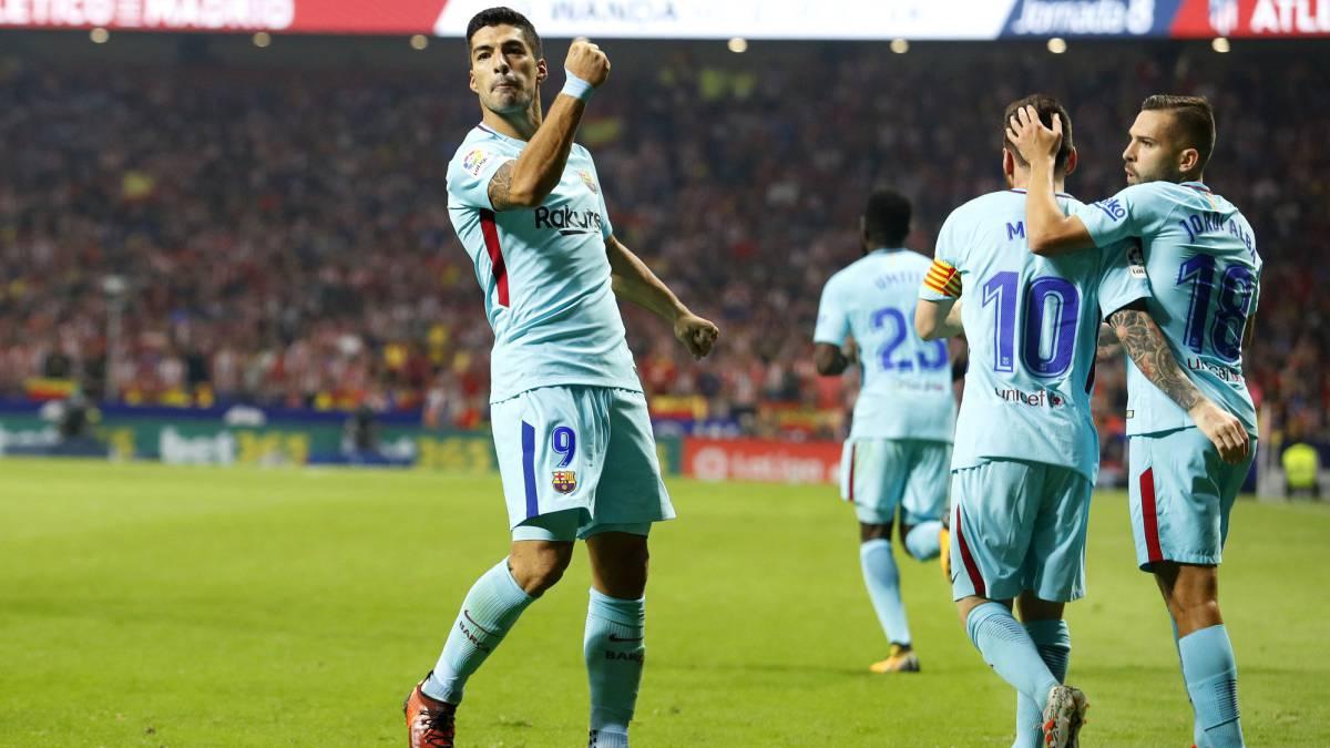 Atlético Madrid 1 - 1 Barcelona: LaLiga Santander - match report, result,  how it happened