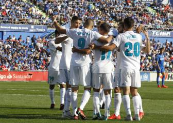 Real Madrid set new LaLiga record