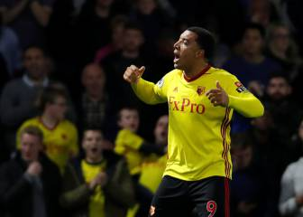 Lily-livered Arsenal have got no balls sneers Watford's Deeney