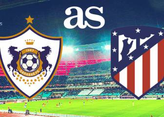 Qarabag vs Atlético Madrid: how and where to watch