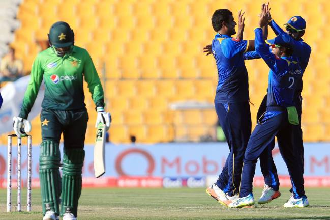The Sri Lankan cricket squad has signed a letter stating that they do not want to travel to Lahore for a T20I match at the end of October.