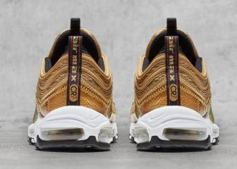 Cristiano Ronaldo Air-Max 97 CR7 trainers unveiled