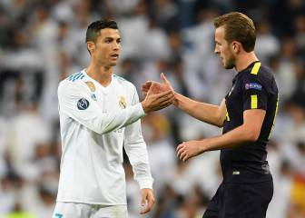 Real Madrid and Tottenham share spoils at Bernabéu