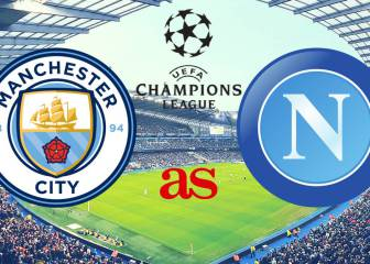 Man City vs Napoli: live