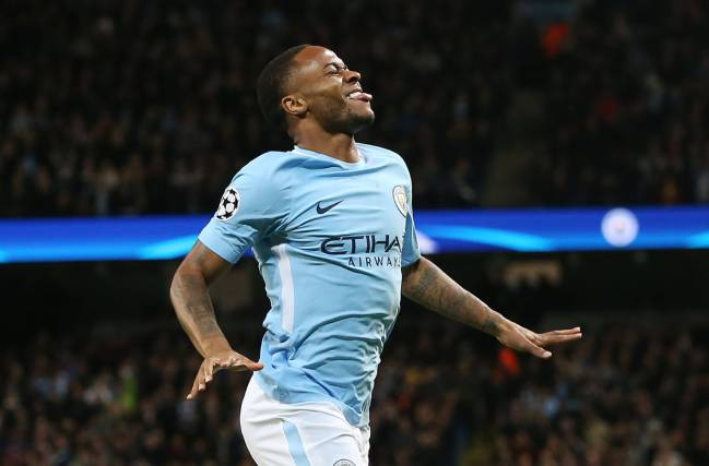 Raheem Sterling and Gabriel Jesús fired a rampant City in to an early lead at the Etihad. Mertens missed a penalty, and Diawara scored one for the Serie A leaders.