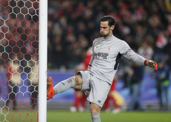 Sevilla suffer worst European defeat in 60 years in Moscow