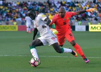 Injured Mané named in Senegal squad to face South Africa