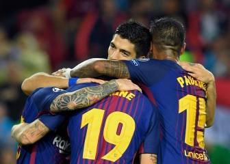 Barça benefit from fifth own goal of season in Olympiacos win