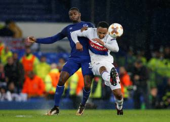 Merseyside blues as Everton lose battle against Lyon