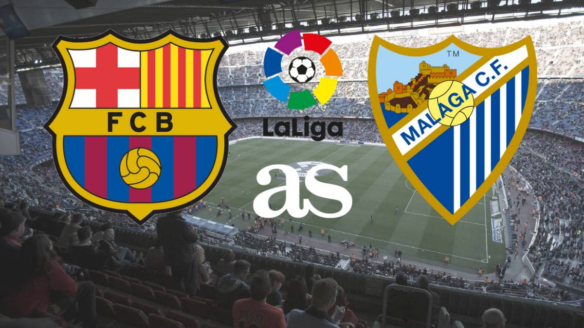 Barcelona vs Málaga: how and where to watch: times, TV, online