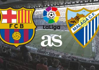 Barcelona vs Málaga: how and where to watch