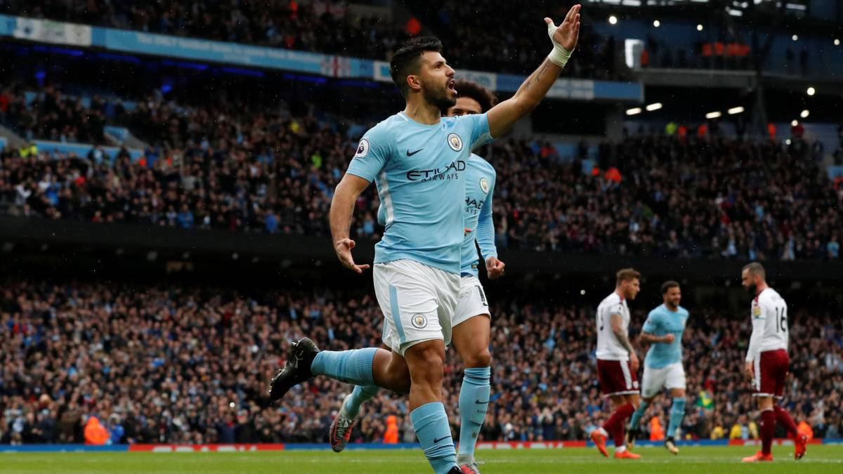 Premier League - Manchester City vs Burnley