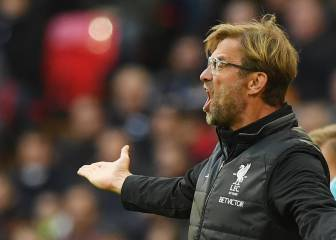 Klopp slams Liverpool defending after Spurs rout