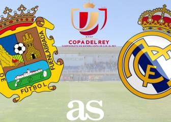 Fuenlabrada vs Real Madrid: how and where to watch