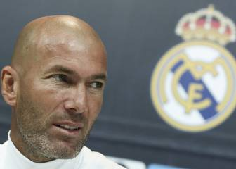 Zidane calls up five Castilla players for trip to Fuenlabrada