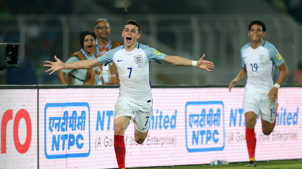 England 5-2 Spain U-17 World Cup final: goals, as it happened, match report